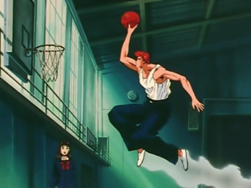 Аниме             - Anime - Slam Dunk - Слэм-данк [ТВ] [1993]
