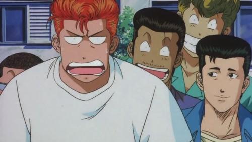 Аниме - Anime - National Champions, Sakuragi Hanamichi! - Слэм-данк (фильм второй) [1994]