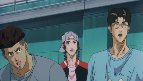 Аниме - Anime - Slam Dunk movie 3 - Слэм-данк (фильм третий) [1995]