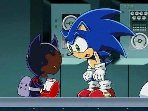 Аниме - Anime - Соник Икс - Sonic X [2003]