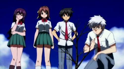 Аниме - Anime - Sora no Otoshimono Forte - Утраченное небесами [ТВ-2] [2010]