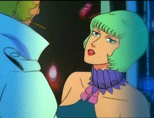 Аниме -             Anime - Space Adventure Cobra - Космические приключения             Кобры [ТВ-1]             [1982]