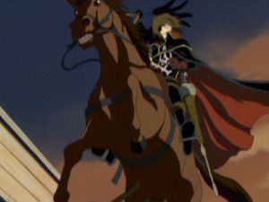 Space Pirate Captain Herlock The Endless Odyssey screen shot