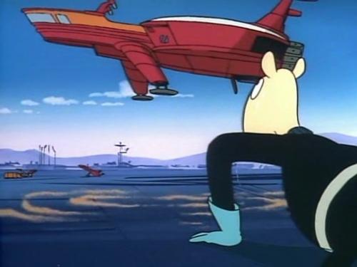 Аниме - Anime - Spaceship Sagittarius - Искатели приключений в космосе [1986]