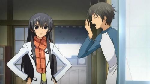 Аниме - Anime - Special A - Спецкласс «А» [2008]