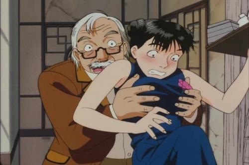 Аниме - Anime - Spirit of Wonder: Miss China's Ring - Дух Чудес OVA-1 [1992]