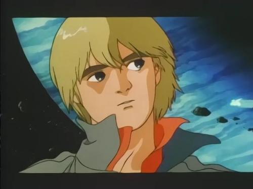 Аниме - Anime - Starship Troopers - Звездный десант [1988]