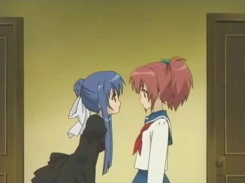 Аниме - Anime - Strawberry Panic! - Клубничная тревога!