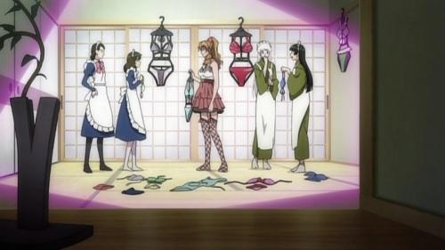 Аниме - Anime - Summer Storm! Open for Business - Летняя буря! [ТВ-2] [2009]