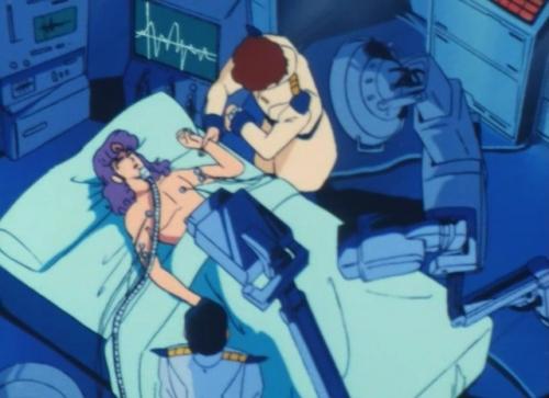 Аниме - Anime - Super Dimensional Cavalry Southern Cross - Гиперпространственная Кавалерия Южного Креста [1984]