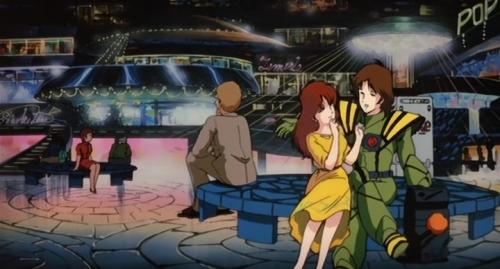 Аниме - Anime - Super Dimensional Fortress Macross: Do You Remember Love? - Макросс: Помнишь ли нашу любовь? [1984]