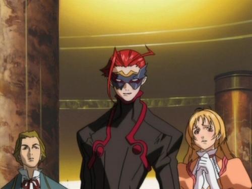 Аниме - Anime - Super Heavy God Gravion - Гравион [2002]