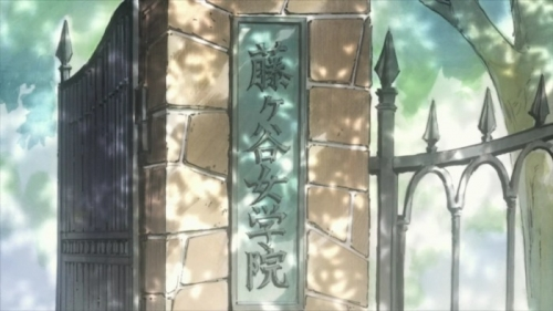 Аниме -             Anime - Sweet Blue Flowers - Голубые цветы [2009]