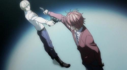 Аниме - Anime - sWitch [スイッチ] - Switch [2008]