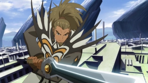 Аниме - Anime - Tales of the Abyss - Сказания Бездны [2008]