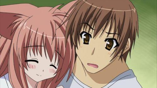 Аниме - Anime - Таютама – поцелуй мою богиню - Tayutama: Kiss on my Deity