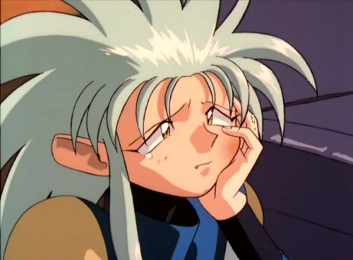 Аниме -             Anime - Tenchi Muyo! Ryo-Ohki OAV 2 - Тэнти - лишний!             Рё-о-ки 2 [1994]