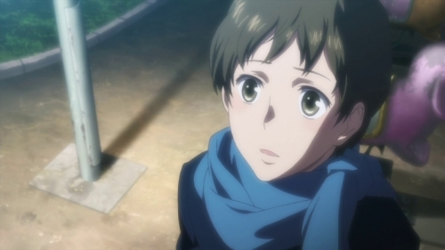 Аниме - Anime - Hana-Saku Iroha - Азбука цветов [2011]