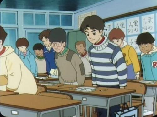 Аниме - Anime - The Day the Earth Moved - День, когда содрогнулась земля [1997]