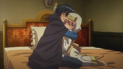 Аниме - Anime - The Familiar of Zero F - Подручный Луизы-Нулизы (четвертый сезон) [2012]