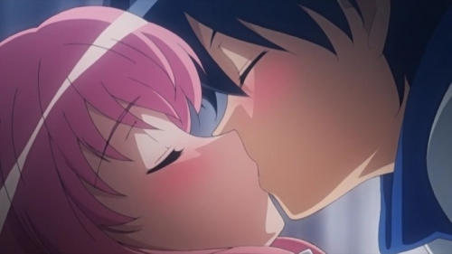 Аниме - Anime - Zero no Tsukaima: Princess no Rondo - Подручный Луизы-Нулизы (третий сезон) [2008]