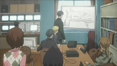 Аниме             - Anime - Ghost Hunt - Охота на привидений [2006]