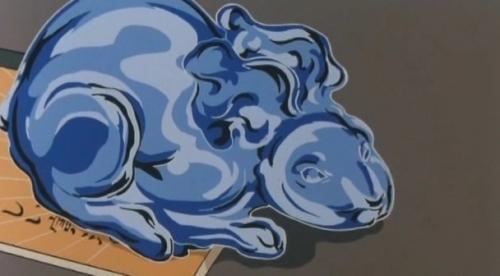 Аниме - Anime - The Glass Rabbit - Стеклянный кролик [2005]
