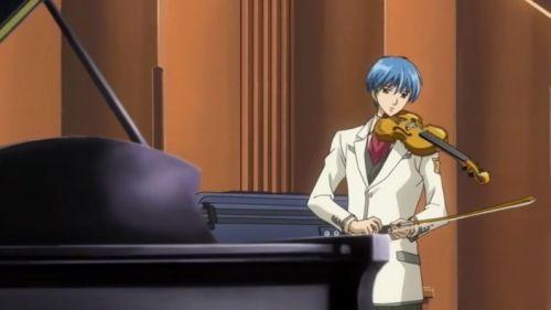 Аниме - Anime - The Golden Chord - Золотая струна