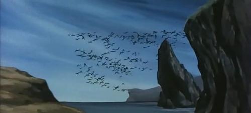 Аниме -             Anime - The Great Adventure of Little Prince Valiant - Принц Севера             [1968]