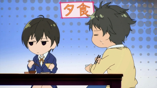 Аниме - Anime - The Kawai Complex Guide to Manors and Hostel Behavior - Kawaisou [2014]