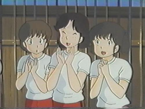 Аниме - Anime - The Laughing Target - Смеющаяся мишень [1987]