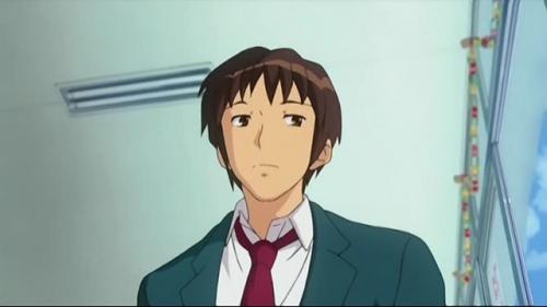 Аниме - Anime - The Melancholy of Haruhi Suzumiya - Меланхолия Харухи Судзумии [ТВ-1] [2006]