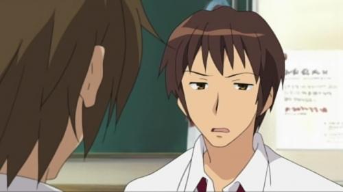 Аниме - Anime - The Melancholy of Haruhi Suzumiya (2009) - Меланхолия Харухи Судзумии [ТВ-2] [2009]