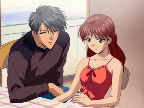 Аниме - Anime - The Mysterious Play: Fushigi Yugi Eikoden - Таинственная игра OVA-3 [2001]