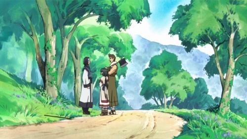 Аниме - Anime - The One Being Sung - Прославленный [ТВ] [2006]