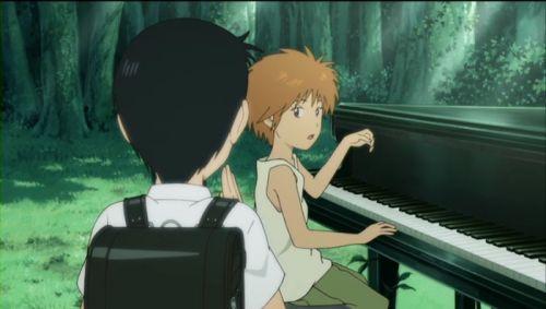 Аниме - Anime - The Piano Forest - Рояль в лесу