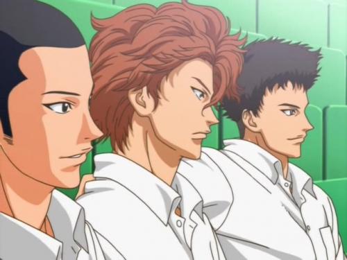 Аниме - Anime - The Prince of Tennis: The National Tournament Final - Принц тенниса OVA-3 [2008]