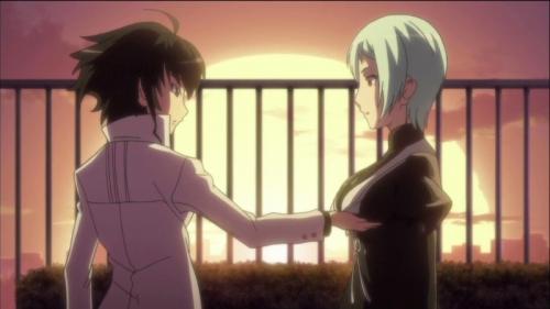 Аниме - Anime - Адепт Святого Знака 2 - Seikon no Qwaser II [2011]