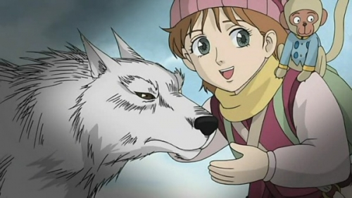 Аниме - Anime - The Snow Queen - Снежная королева [2005]