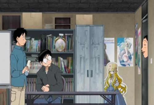 Аниме - Anime - The Society for the Study of Modern Visual Culture OVA - Гэнсикэн OVA [2006]