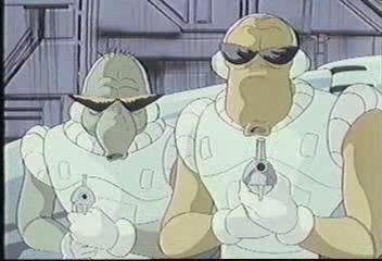 Аниме - Anime - The Supergal - Марис Сильнейшая [1986]