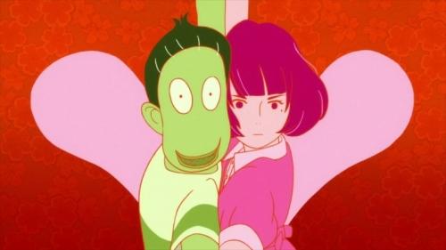 Аниме - Anime - The Tatami Galaxy - Cказ о четырех с половиной татами [2010]