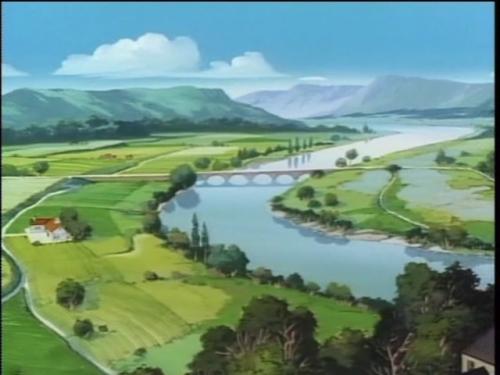 Аниме - Anime - The Three Musketeers - Три мушкетера [ТВ] [1987]