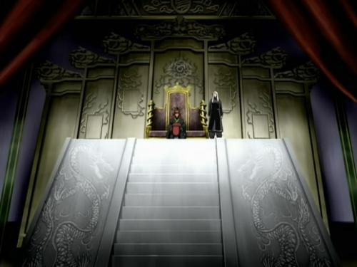 кадры из аниме - anime - Двенадцать королевств - The Twelve Kingdoms