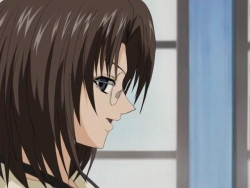 Аниме - Anime - The Virgin Mary is Watching Over You - Дева Мария смотрит за вами [2004]