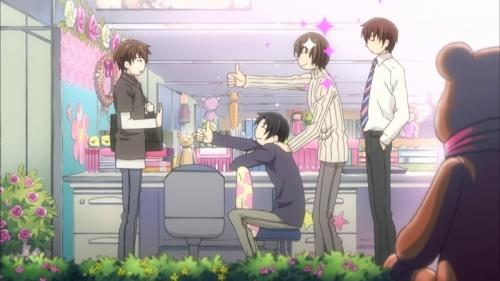 Аниме - Anime - Sekaiichi Hatsukoi - Лучшая в мире первая любовь [ТВ-1] [2011]