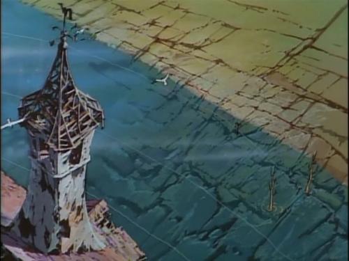Аниме - Anime - Those Obnoxious Aliens: Beautiful Dreamer - Несносные пришельцы: Прекрасная мечтательница (фильм #2) [1984]