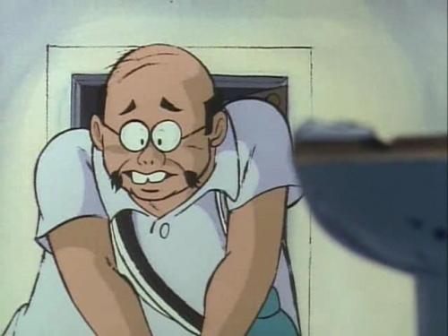 Аниме - Anime - Завтрашний Джо [ТВ1] - Ashita no Joe [1970]