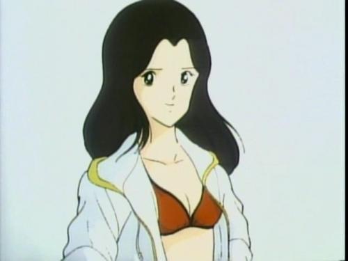 Аниме - Anime - Touch TV - Касание [ТВ] [1985]