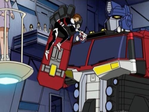 Аниме - Anime - Transformers: Energon - Трансформеры: Энергон [2004]